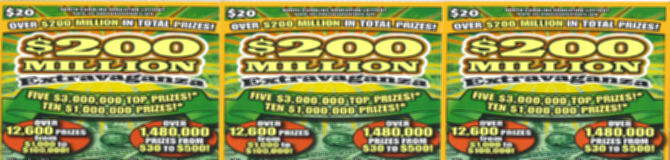What Are The Best Lottery Scratchers To Buy?