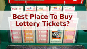 Best Place To Buy Winning Lottery Tickets?