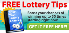 free lottery tips