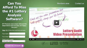Lottery Audit review