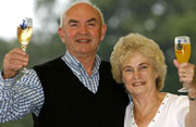 Millionaire Lottery Winners Seek Wife For Son